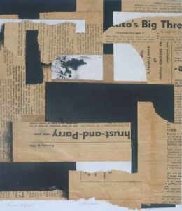 Paper Bytes #74 | 9 7/8 x 10 | Unframed