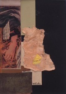 Untitled #34 | 4 1/2 x 6 1/2 | Unframed