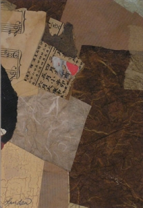 Untitled #105 | 4 1/2 x 6 1/2 | Unframed